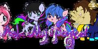 Ask Dizzykat's Ponies