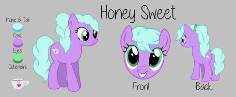 Honey Sweet Reference Sheet