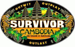 SurvivorCambodiaLogo