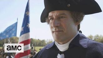 TURN Washington's Spies 'The Surrender' Talked About Scene Ep. 409