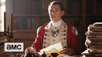 TURN Washington's Spies 'An Old Friend' Talked About Scene Ep. 405