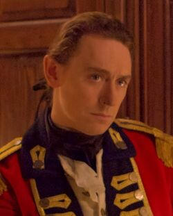 John André in-universe 2