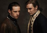 Turn Season 1 cast promotional photo 18