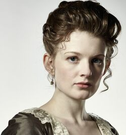 Mary Woodhull in-universe