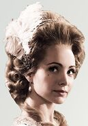 Peggy Shippen in-universe 2