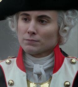 Marie-Joseph Paul Yves Roch Gilbert du Motier de Lafayette, Marquis de Lafayette in-universe