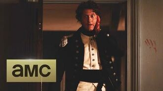 TURN Washington's Spies 'Mary, Mary, Quite Contrary' Talked About Scene Ep. 307