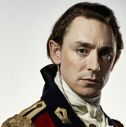 John André in-universe