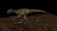 Turok Dinosaur Hunter - Enemies - Raptor - 051