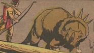 Turok Son of Stone Styracosaurus
