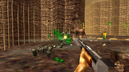 Turok Dinosaur Hunter Weapons - Shotgun (21)