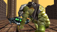 Turok Dinosaur Hunter Enemies - Alien Infantry (47)