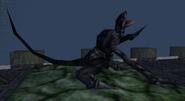 Turok Dinosaur Hunter - enemies - Leaper - 001