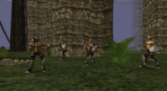 Turok Dinosaur Hunter - Enemies - Campaigner Soldiers - 005