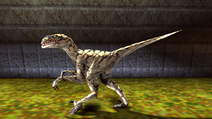 Turok 2 Seeds of Evil Enemies - Velociraptor - Dinosaurs (31)