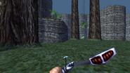 Turok Dinosaur Hunter Weapons - Tek-Bow (6)