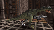 Turok Dinosaur Hunter Enemies - Raptor Mech (5)