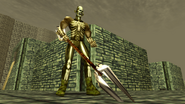 Turok Dinosaur Hunter Enemies - Ancient Warrior (1)