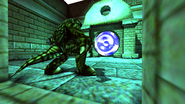Turok 2 Seeds of Evil Enemies - Endtrail - Dinosoid (8)