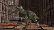 Turok Dinosaur Hunter Enemies - Mech Raptor (1)