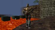 Turok Dinosaur Hunter - Enemies - Campaigner Soldiers - 002