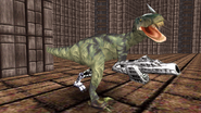 Turok Dinosaur Hunter Enemies - Raptor Mech (1)