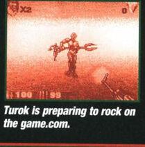 Turok gamecom