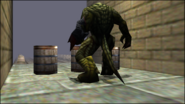 Turok 2 Seeds of Evil Enemies - Dinosoid Endtrail (16)