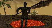 Turok Dinosaur Hunter - Enemies - Demon - 009