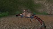 Turok Evolution Wildlife - Compsognathus (10)