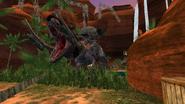 Turok Evolution Wildlife - Tyrannosaurus-rex (2)