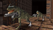Turok Dinosaur Hunter Enemies - Raptor Mech (8)