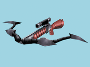 Turok Rage Wars Arsenal -Tek Crossbow