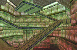 Turok Rage Wars multiplayer maps - Crypt (2)