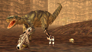Turok Dinosaur Hunter Enemies - Mech Raptor (4)