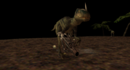 Turok Dinosaur Hunter - Enemies - Raptor - 054