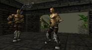 Turok Dinosaur Hunter - Enemies - Campaigner Soldiers - 004
