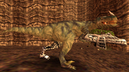 Turok Dinosaur Hunter Enemies - Raptor Mech (13)