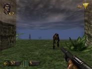 Turok- dinosaur hunter-gameplay