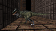 Turok Dinosaur Hunter - Enemies - Raptor - 056