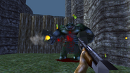 Turok Dinosaur Hunter Weapons - Shotgun (25)