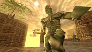 Turok Dinosaur Hunter Enemies - Demon (19)