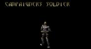 Campaigner Soldier's (8)
