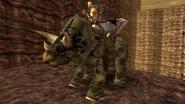 Turok Dinosaur Hunter Enemies - Triceratops (5)