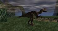 Turok Dinosaur Hunter - Enemies - Raptor - 066