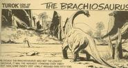 Turok Son of Stone - Brachiosaurus 001