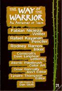 Turok Dinosaur Hunter Comic - Acclaim - Turok Way of the Warrior an adventure of TUROK (5)