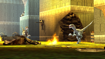 Turok 2 Seeds of Evil Enemies - Velociraptor - Dinosaurs (35)