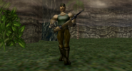 Turok Dinosaur Hunter - Enemies - Poacher - 016