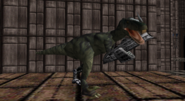 Turok Dinosaur Hunter - Enemies - Raptor - 062